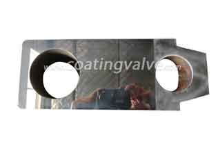 HVOF Coatings For Gate Valve Parts
